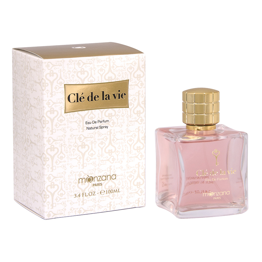 This Chypre perfume hums to the beat of delicate rose and freesia on a reassuring woody base. The note is full of joy with a fresh blackcurrant opening. The sweetness of this accord is enhanced with a pink scent and a distinctive, carefully crafted stopper for a bottle protected by a beautiful box bearing curved keys and very sophisticated matt gold hot-stamping.