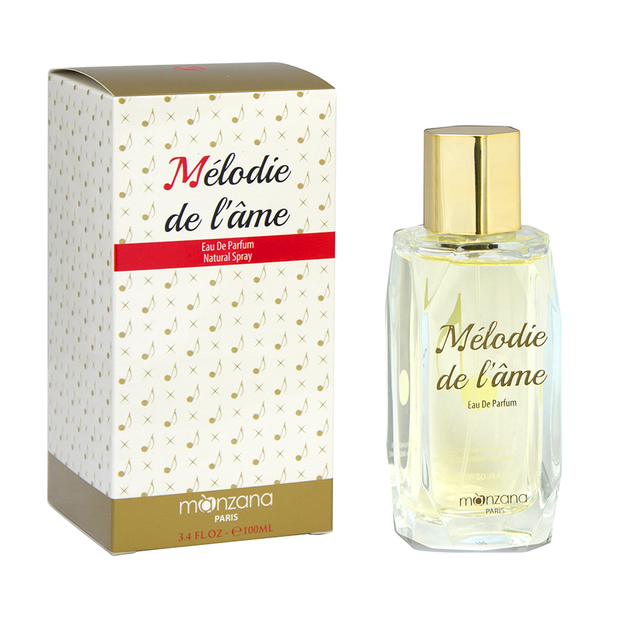 This modern, sophisticated fragrance sparkles with a citrus accord before giving way to sensual floral middle notes of Moroccan rose and iris. The chic and understated bottle embodies the attractive structure of the fragrance while the box design showcases the delicious soaring notes.